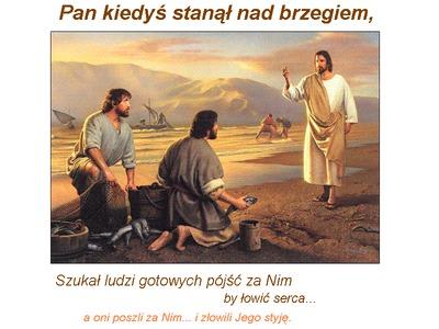Jezu Chryste weź mnie ze sobą i umiłuj