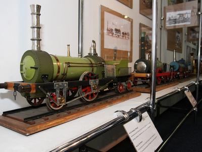 Muzeum Kolejnictwa w Warszawie 2