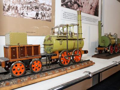 Muzeum Kolejnictwa w Warszawie 3