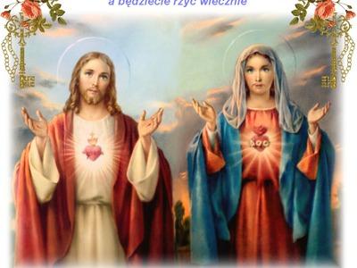 Maryja i syn Maryji Jezus jedyna nadzieja dla swiata