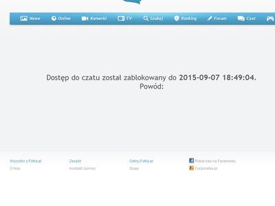 O fotce.pl  która blokuje użytkowników płatnych