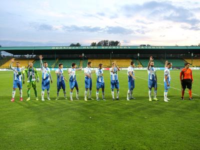 GKS Katowice - Stomil Olsztyn 2:2 1