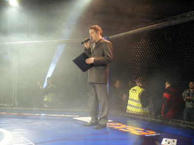 Gala MMA w Lidzbarku Warmińskim