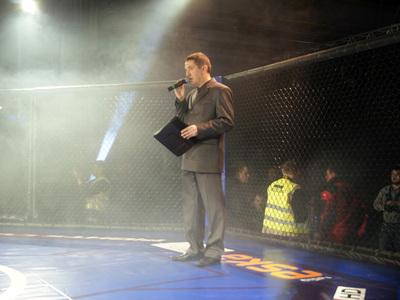 Gala MMA w Lidzbarku Warmińskim 1