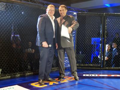 Gala MMA w Lidzbarku Warmińskim 8