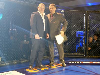 Gala MMA w Lidzbarku Warmińskim 9
