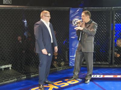 Gala MMA w Lidzbarku Warmińskim 10