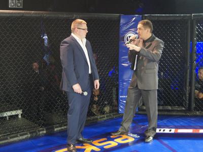 Gala MMA w Lidzbarku Warmińskim 11