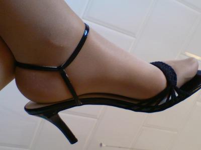 Uwielbiam takie buciki