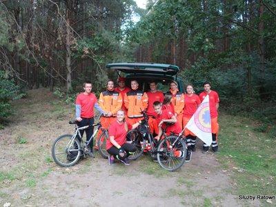 15.09.27 - bierutowski bieg leśny i rowerowy olesnica 9