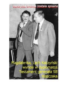 Ja już panu nie wieże panie Kaczyński hańba