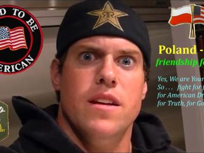 Biff Foreskin loves Poland and Polish girls!