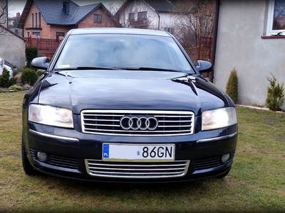 Audi A8D3 4.0 TDI 276 KM 2003 4