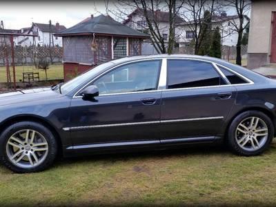 Audi A8D3 4.0 TDI 276 KM 2003 6