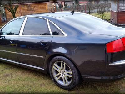Audi A8D3 4.0 TDI 276 KM 2003 7