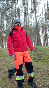 16.03.19 - cwiczenia z poszukiwań i ewakuacji w lesie 86