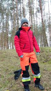 16.03.19 - cwiczenia z poszukiwań i ewakuacji w lesie 87