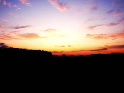 zachód słońca 4
