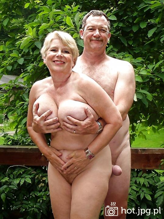 частные фото пожилых женщин голых