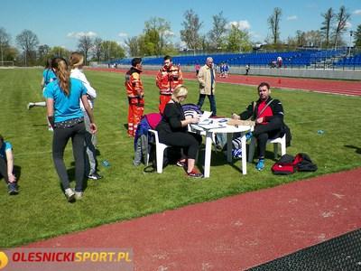 16.04.29 - zawody lekkoatletyka 2