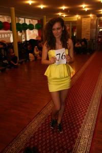 Casting do wyborów Miss 96