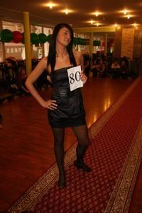 Casting do wyborów Miss 100