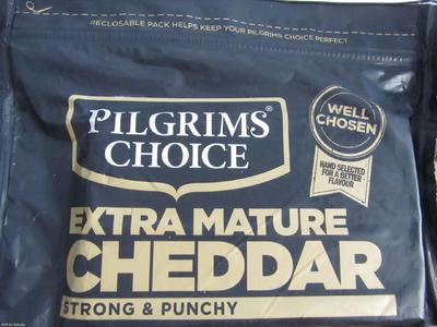 Pilgrim's Choice CHEDDAR not for Polish people