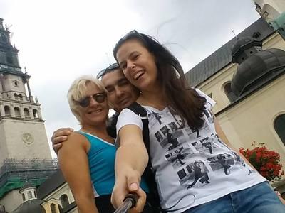 16.07.28 - Zabezbieczenie ŚDM Częstochowa 9