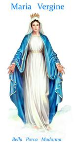 O Matko w Tobie laska Pana amen