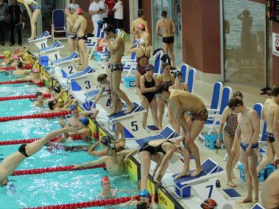 Mistrzostwa Polski w pływaniu 1