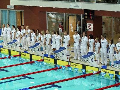 Mistrzostwa Polski w pływaniu 13