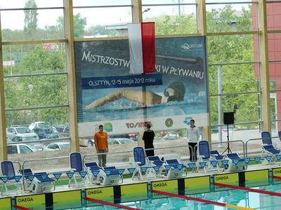 Mistrzostwa Polski w pływaniu 14