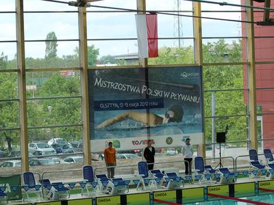Mistrzostwa Polski w pływaniu 15
