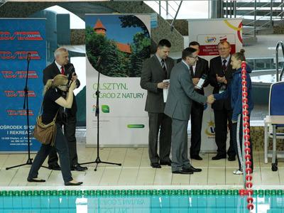 Mistrzostwa Polski w pływaniu 16