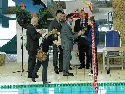 Mistrzostwa Polski w pływaniu 17