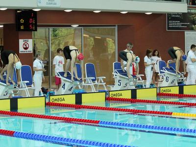 Mistrzostwa Polski w pływaniu 19