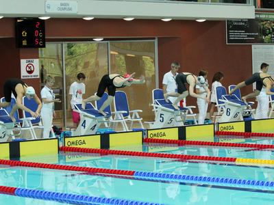 Mistrzostwa Polski w pływaniu 20
