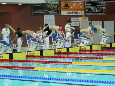 Mistrzostwa Polski w pływaniu 34