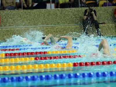 Mistrzostwa Polski w pływaniu 35