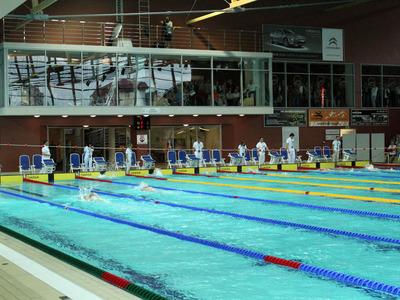Mistrzostwa Polski w pływaniu 37