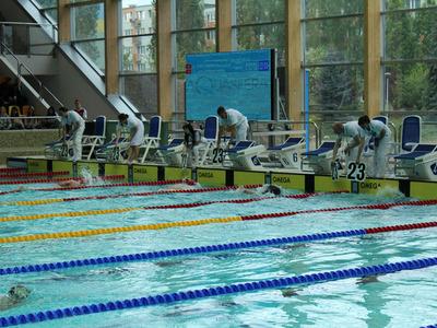 Mistrzostwa Polski w pływaniu 38