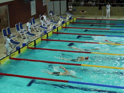 Mistrzostwa Polski w pływaniu 40