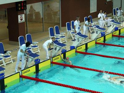 Mistrzostwa Polski w pływaniu 42