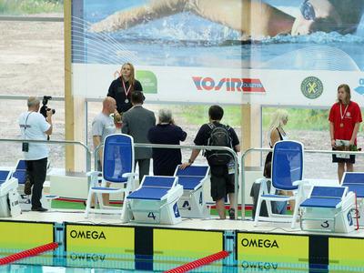 Mistrzostwa Polski w pływaniu 44