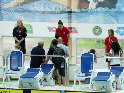 Mistrzostwa Polski w pływaniu 45