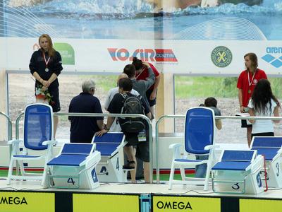 Mistrzostwa Polski w pływaniu 46