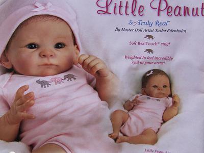 Little Peanut - dzieciątko idealne *