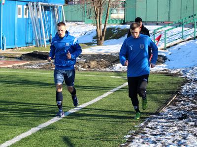 Sparing: Stomil Olsztyn - Concordia Elbląg 15
