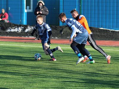 Sparing: Stomil Olsztyn - Concordia Elbląg 17