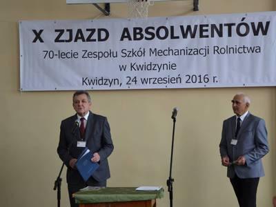 X Zjazd Absolwentów 1